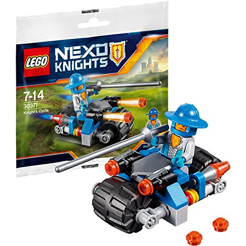 LEGO Nexo Knights: Knight's Cycle Set 30371 (Insaccato)