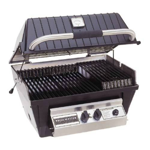 Broilmaster-P4X-Grill-Head-Premium-Black-Natural-Gas