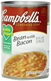 Campbell's Healthy Request Bean with Bacon Soup, 11.5 Ounce Cans (Pack of 12)