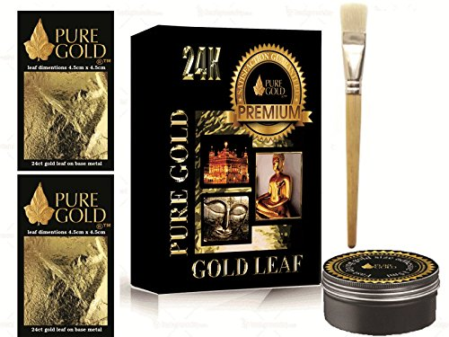 100-sheets-gold-leaf-kit-24ct-gold-leaf-gilding-100-gold-sheets-size-glue-brush
