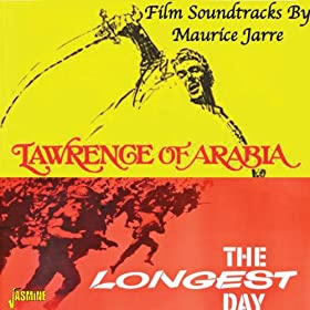 Lawrence of Arabia & The Longest Day - Film Soundtracks