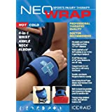 Ice Aid NeoWrap 4-in-1 Cold Therapy for Wrist, Ankle, Elbow and Neck
