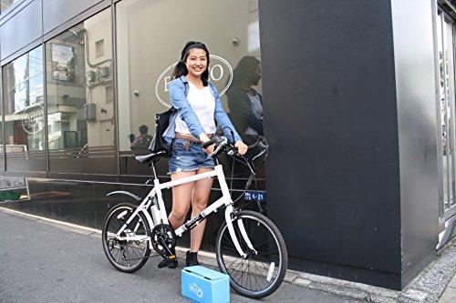 Kyowa Cycle(キョウワサイクル) 20インチ6段変速電動アシスト自転車YB20A ホワイト