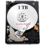 "1TB 7200rpm 2.5"" Laptop Hard Drive"