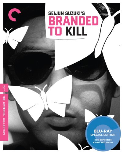 Cover art for  Branded to Kill (The Criterion Collection) [Blu-ray]