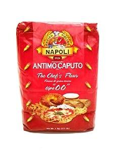 "Antimo Caputo Italian Superfine ""00"" Farina Flour 2.2 lb Bag"