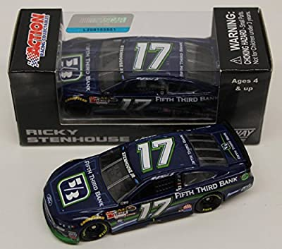 Ricky Stenhouse Jr 2015 Fifth Third Bank 1:64 Nascar Diecast