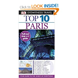 Top 10 Paris (EYEWITNESS TOP 10 TRAVEL GUIDE)