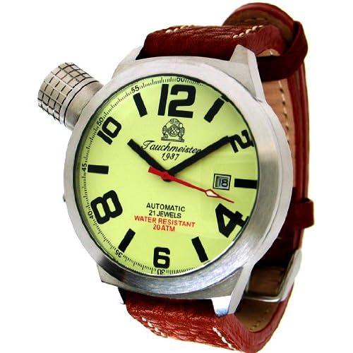[トーチマイスター1937]Tauchmeister1937 腕時計 ドイツ製2戦ドイツU-BOOT潜艦復刻 自動巻 T0192 (並行輸入品)