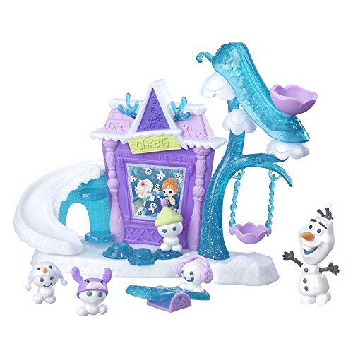 frozen-b7463el20-disney-little-kingdom-olafs-snowgie-playground-toy