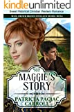 Maggie's Story: Sweet Historical Christian Western Romance (Mail Order Brides of Black Horse Mesa Book 2)