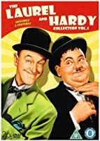 Laurel & Hardy Box Set Vol. 1 (3 Titles): Great Gu [Import anglais]