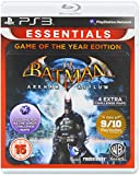 Batman Arkham Asylum Game of the Year Essentials (PS3)