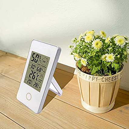 New-Indoor-Humidity-Temperature-Monitor-Celsius-&-Fahrenheit-Digital-Thermometer-with-Large-Display-Screen