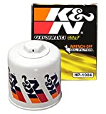 K&N HP-1004 Performance Wrench-Off Oil Filter