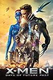 映画 X-MEN フューチャー&パスト ポスター 約90x60cm X-Men: Days of Future Past ウルヴァリン  【並行輸入品】