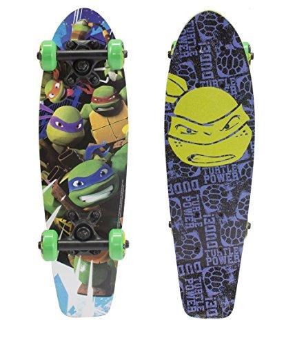 PlayWheels-Teenage-Mutant-Ninja-Turtles-21-Wood-Cruiser-Skateboard-Turtle-Power-Graphic
