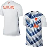 Holland Squad Pre Match Top - 2014 2015 - White by Nike