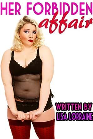 Her Forbidden Affair (BBW Erotic Romance, Age Play Erotica