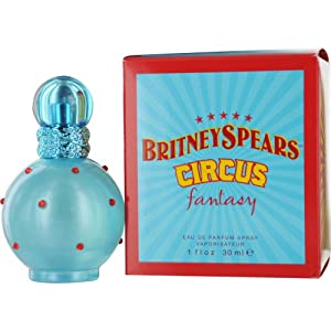 Britney Spears Fantasy Circus Eau De Parfum Spray 30ml