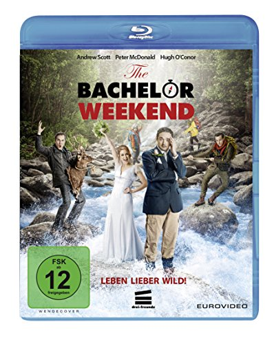 The Bachelor Weekend - Leben lieber wild! [Blu-ray]