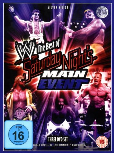 The Best Of Saturday Night's Main Event [DVD]