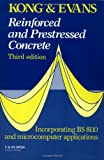 Reinforced and Prestressed Concrete, Third Edition deals and discounts