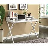 Coaster Home Furnishings 800407 Writing Desk, White