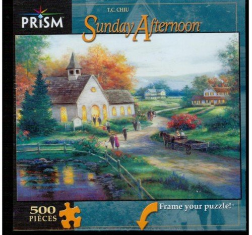 Prism Puzzle-Sunday Afternoon