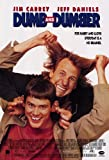 (11x17) Dumb and Dumber - Jim Carrey and Jeff Daniels Credits Movie Poster