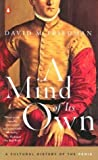 img - for A Mind of Its Own: A Cultural History of the Penis by Friedman, David M. (2003) Paperback book / textbook / text book