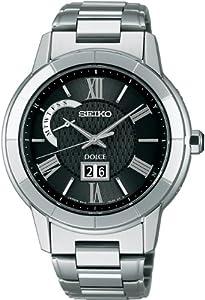 SEIKO DOLCE (SADA019) Solar Titanium Watch
