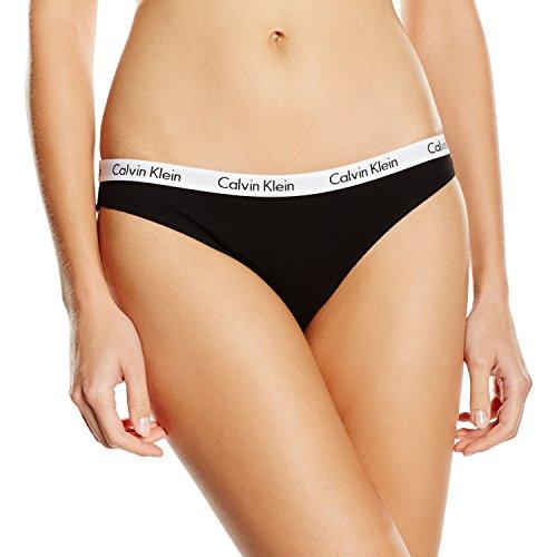 Calvin Klein Underwear Carousel - Intimo da donna, colore nero (black 001), taglia  L