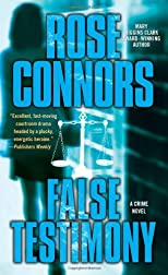 False Testimony: A Crime Novel (Marty Nickerson Novels)
