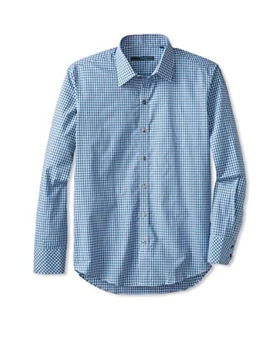 Zachary Prell Men's Cook Check Long Sleeve Shirt