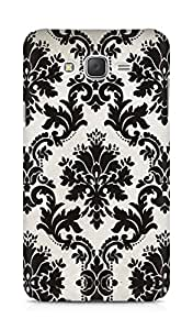 Amez designer printed 3d premium high quality back case cover for Samsung Galaxy J7 (Pattern 12)