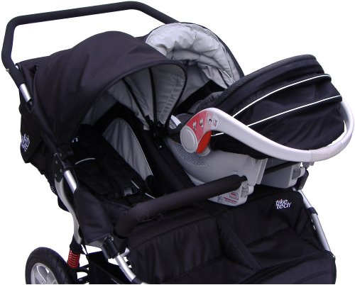 buy best price tike tech double stroller car seat adapter for sale cheap free shipping. Black Bedroom Furniture Sets. Home Design Ideas