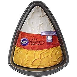 Wilton 2105-8330 Non Stick Candy Corn Cake Pan by Wilton
