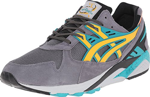 Onitsuka Tiger by Asics Men's Gel Kayano Trainer Grey/Gold Fusion Sneaker 11.5 D (M)