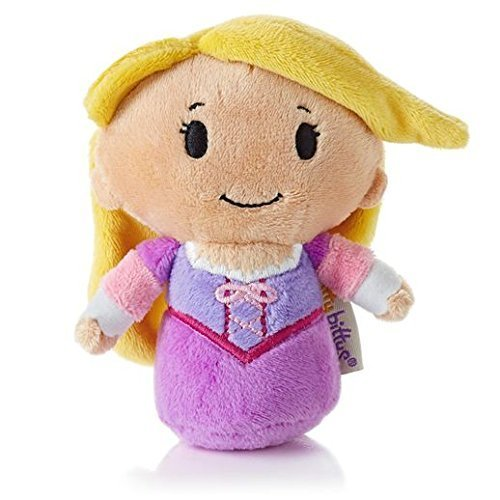 Hallmark Itty Bittys Disney Princess Rapunzel - 1