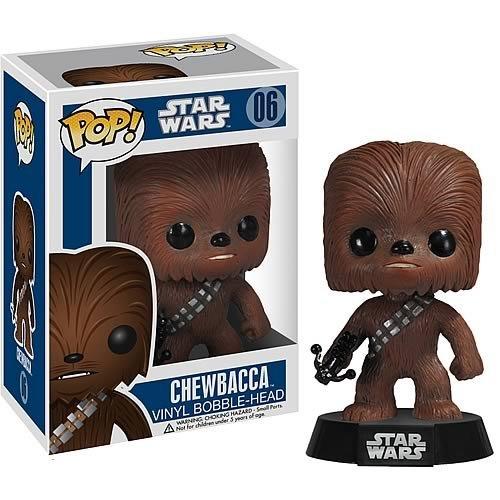 Chewbacca Pop! Heroes - Star Wars - Vinyl Figure by FunKo - 1