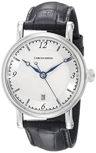 Chronoswiss-Mens-CH-2843111-1-Sirius-Analog-Display-Automatic-Self-Wind-Black-Watch