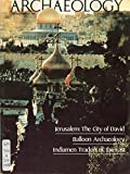 img - for Archaeology, v. 33, no. 6, November / December 1980 book / textbook / text book