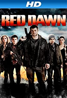 510lwrkHrtL. SX215  Red Dawn (2012) [BluRay]