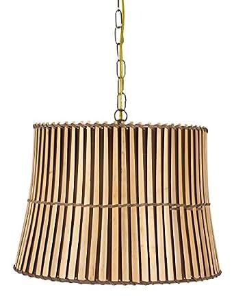 upgradelights bamboo swag lamp lighting fixture hanging. Black Bedroom Furniture Sets. Home Design Ideas