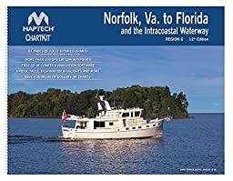 Norfolk, Va. to Florida and the Intercoastal Waterway Region 6 12th Edition