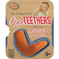 Teethers - BPA Free - Chicken Wing AppeTEETHERS