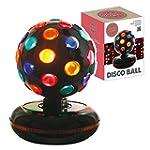 Global Gizmos 6-inch Roatating Disco...
