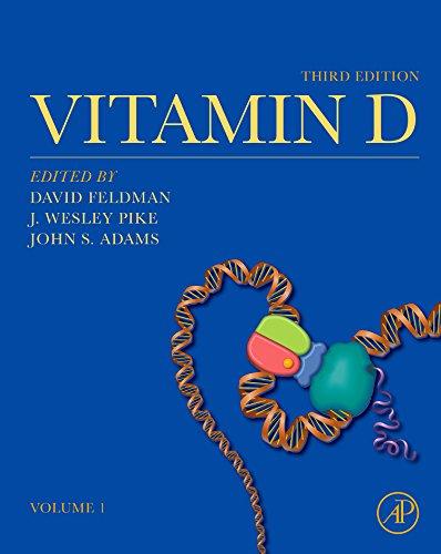 Vitamin D, 3rd Edition (2-Volume Set)