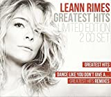 LeAnn Rimes Greatest Hits 2CD set + Dance Like You Don't Give A...